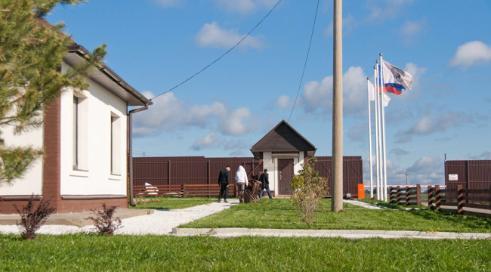 Коттеджный посёлок  «Земляничный» по адресу Московская обл, Чеховский р-н, Васькино д в 49км от МКАД предложения по цене от 602 000 руб.