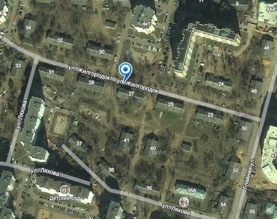 ЖК «Центр Ольгино»