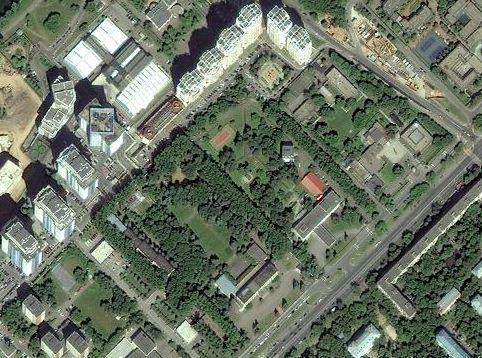 ЖК «На территории Мосфильма»