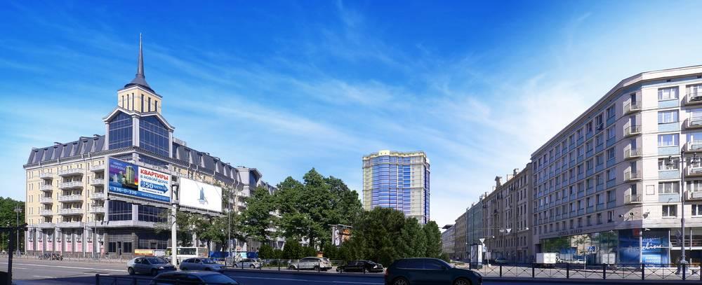 ЖК «Небо Москвы»