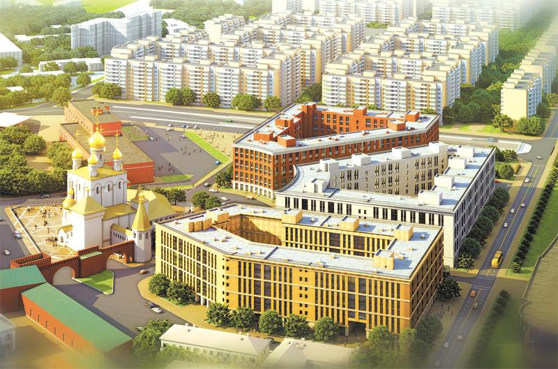ЖК «Царская столица»
