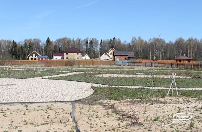 Коттеджный посёлок  «Ламино» по адресу Московская обл, Волоколамский р-н, Ширяево д в 83.4км от МКАД предложения по цене от 790 000 руб.