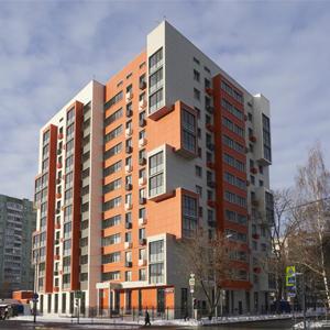 «Лидер-Инвест» ввел в эксплуатацию жилой комплекс «Счастье на Сходненской»