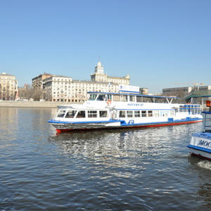 12 мая в Москве пройдет первый речной фестиваль