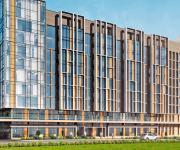 Комплекс апартаментов «Янтарь apartments» (Янтарь апартментс) по адресу Москва г, Левобережная, вл6Б