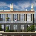 «Галс-Девелопмент» планирует завершить монолитные работы в башнях  «Культура» и «Искусство» до конца 2017 года